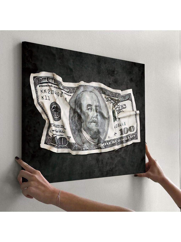 Benjamin Franklin · 100 Dollars_MNY104_4