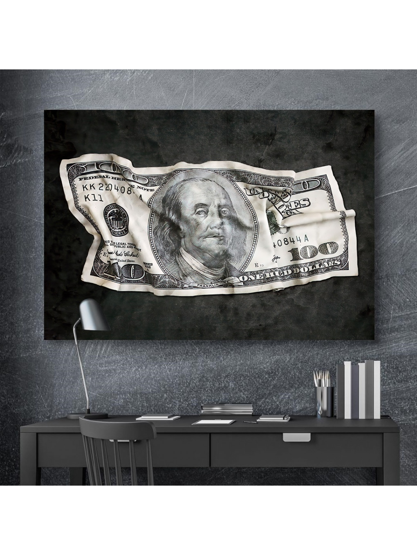 Benjamin Franklin · 100 Dollars_MNY104_2