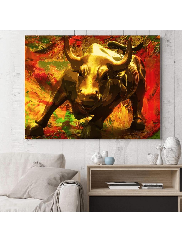 Charging Bull · Gold Edition_BUL108_2