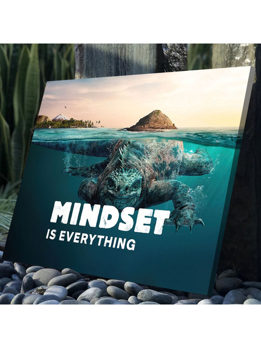 Mindset is everything (Lizzard)_MND119_2