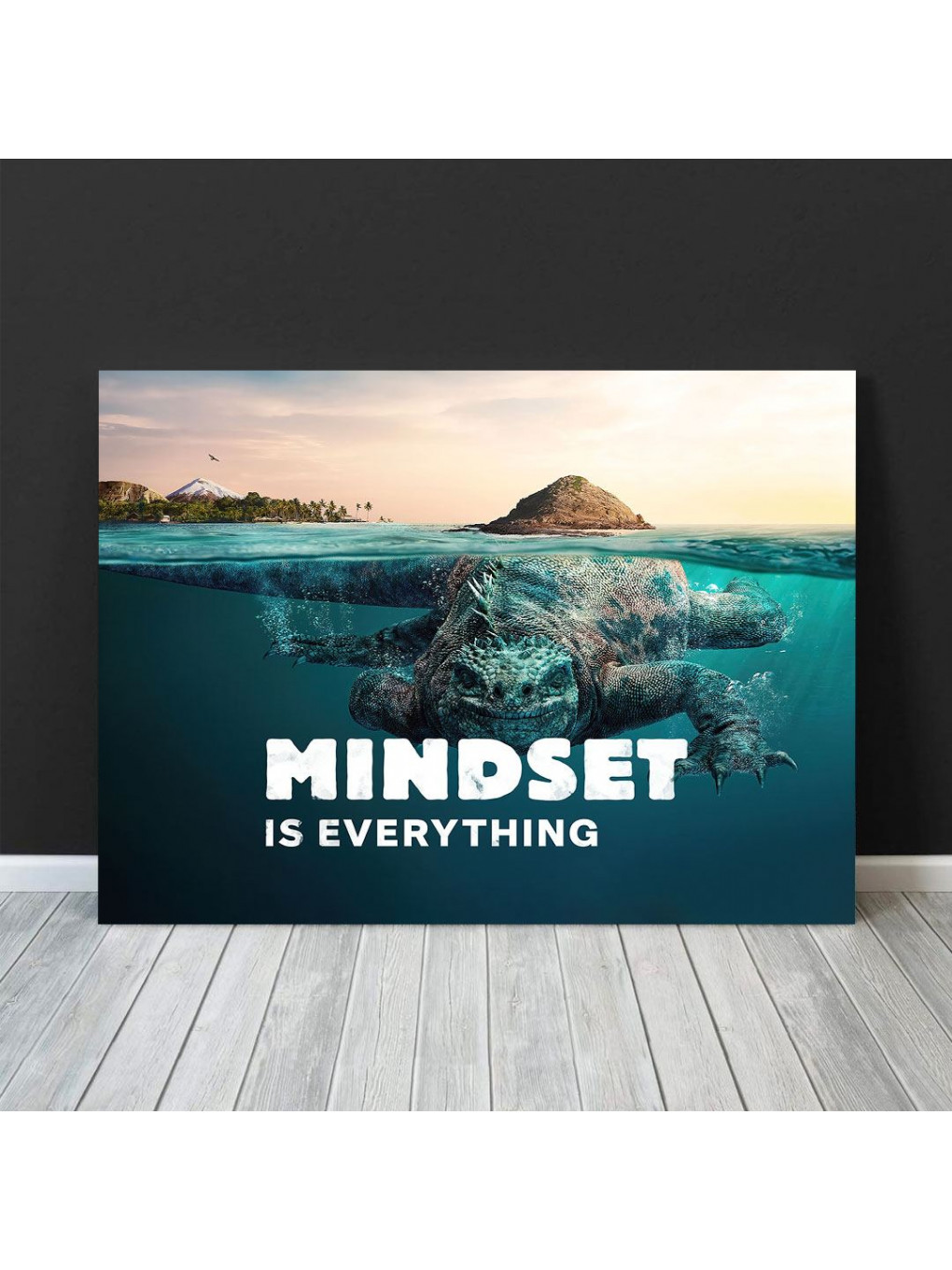 Mindset is everything (Lizzard)_MND119_1