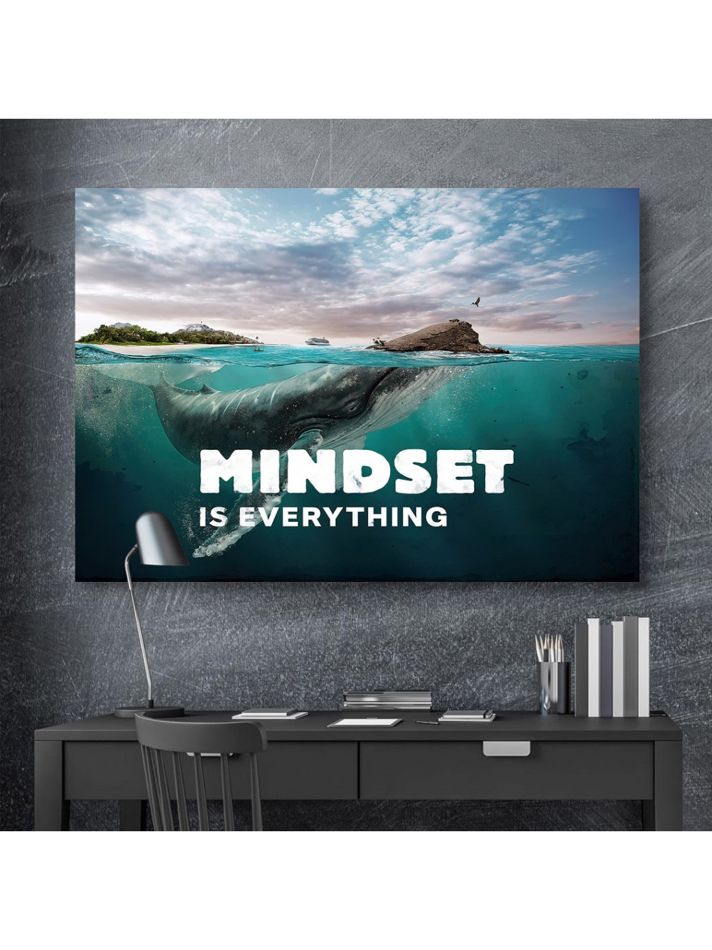 Mindset is everything (Whale)_MND120_2