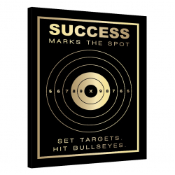 Success · Marks the Spot