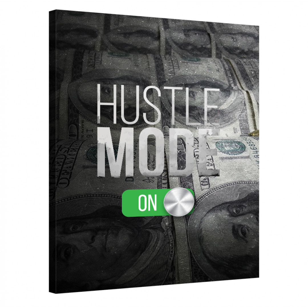Hustle Mode On_HUM971_0