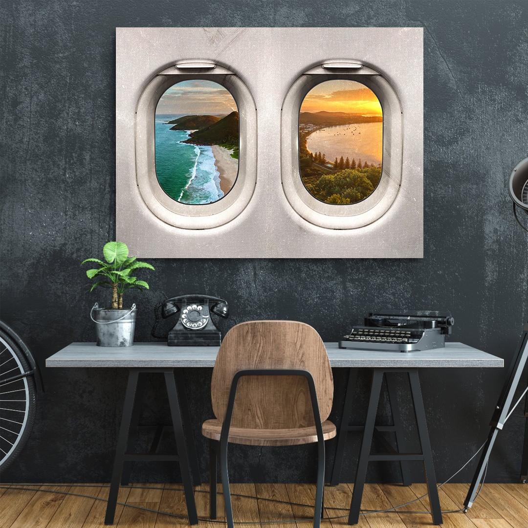 Window Seat · Sea View_WND135_5