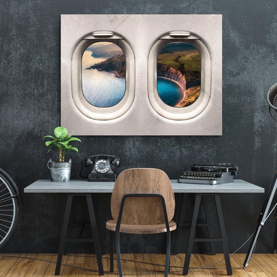 Window Seat · Sea View_WND135_1