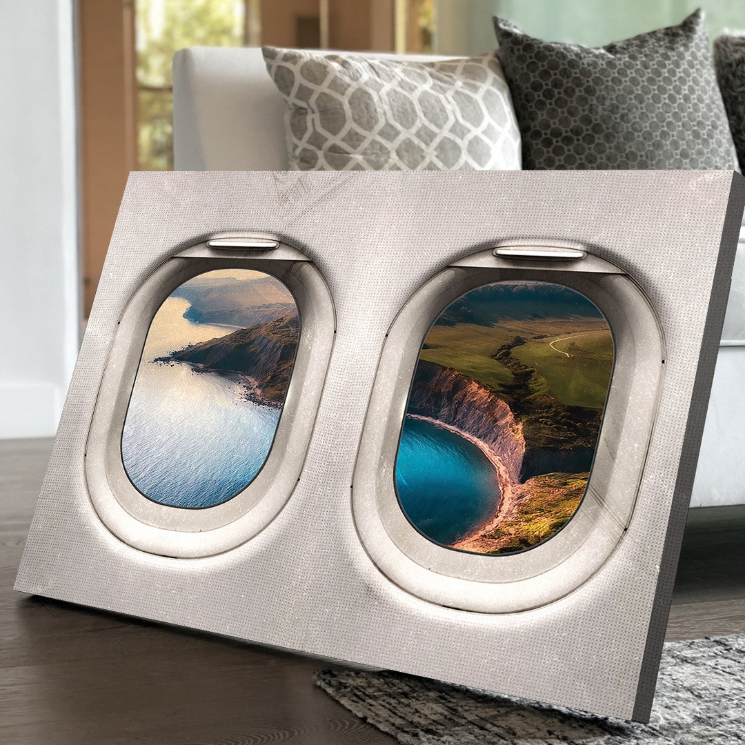Window Seat · Sea View_WND135_3