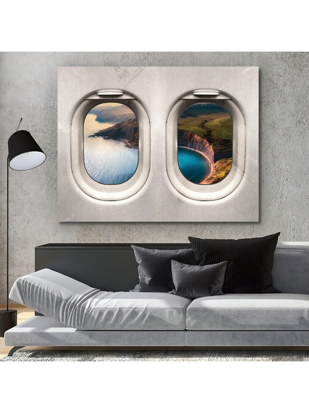 Window Seat · Sea View_WND135_4