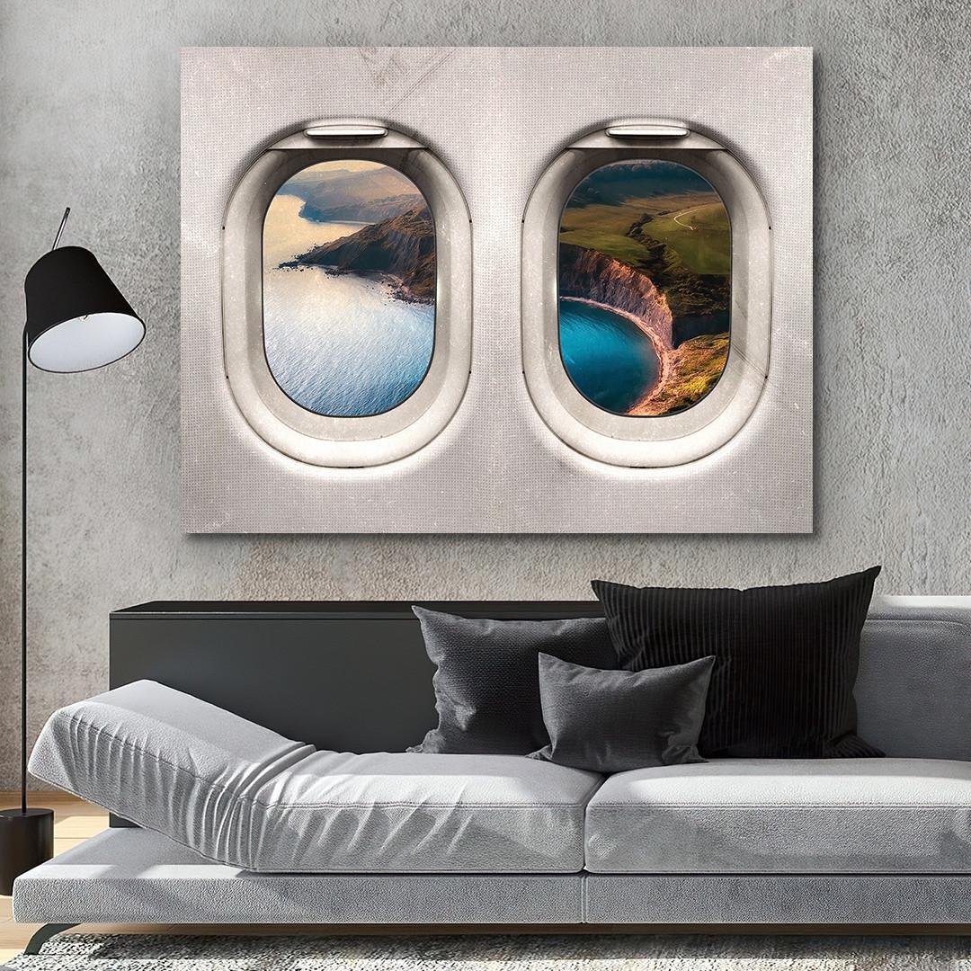 Window Seat · Sea View_WND135_4