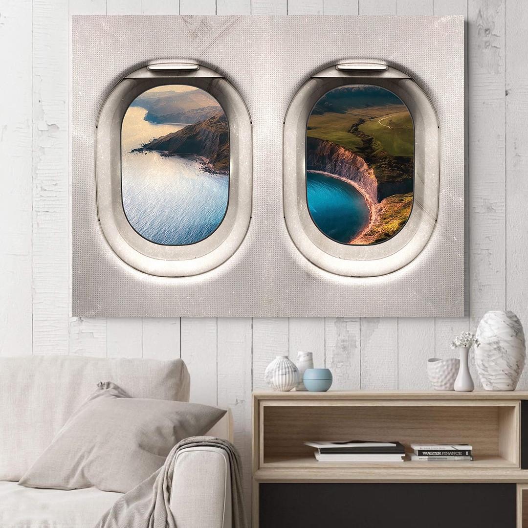 Window Seat · Sea View_WND135_2