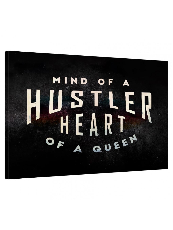 Mind Of A Hustler. Heart Of A Queen._HST159_0