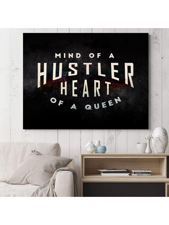 Mind Of A Hustler. Heart Of A Queen._HST159_2