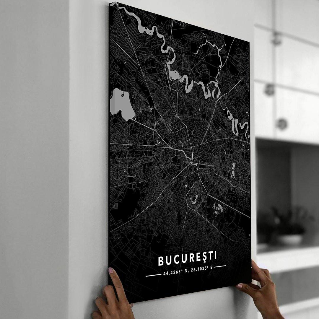 Bucureşti · Street Map_MAP201_4