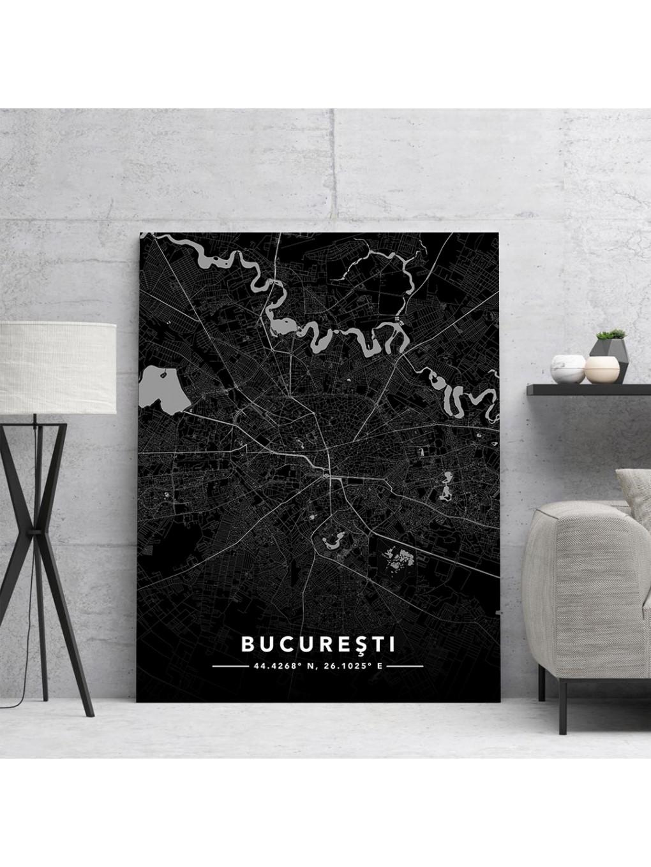 Bucureşti · Street Map_MAP201_5
