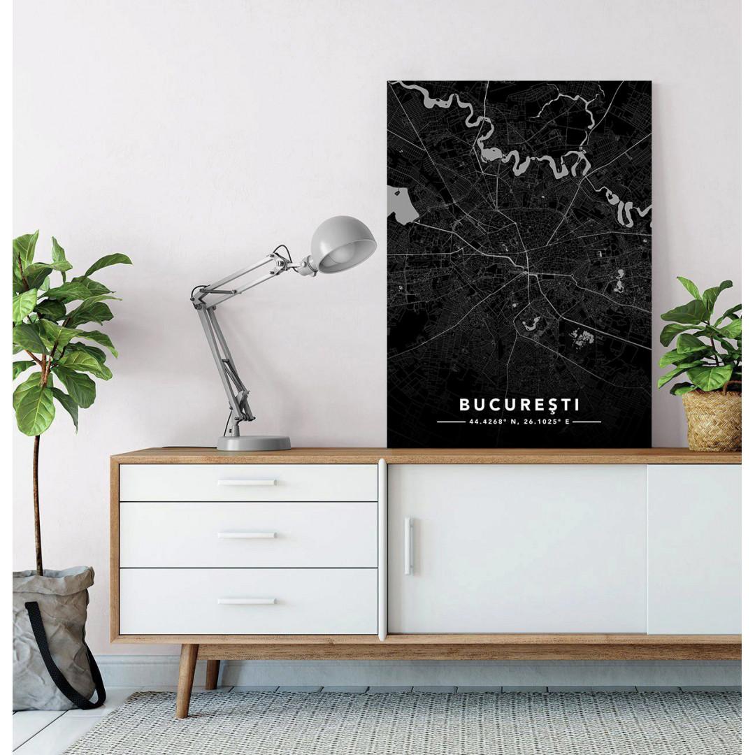 Bucureşti · Street Map_MAP201_2
