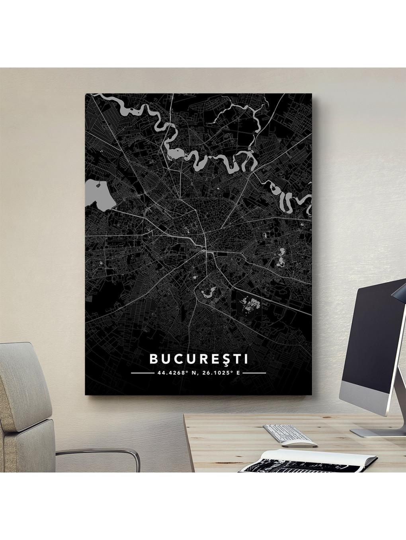 Bucureşti · Street Map_MAP201_3