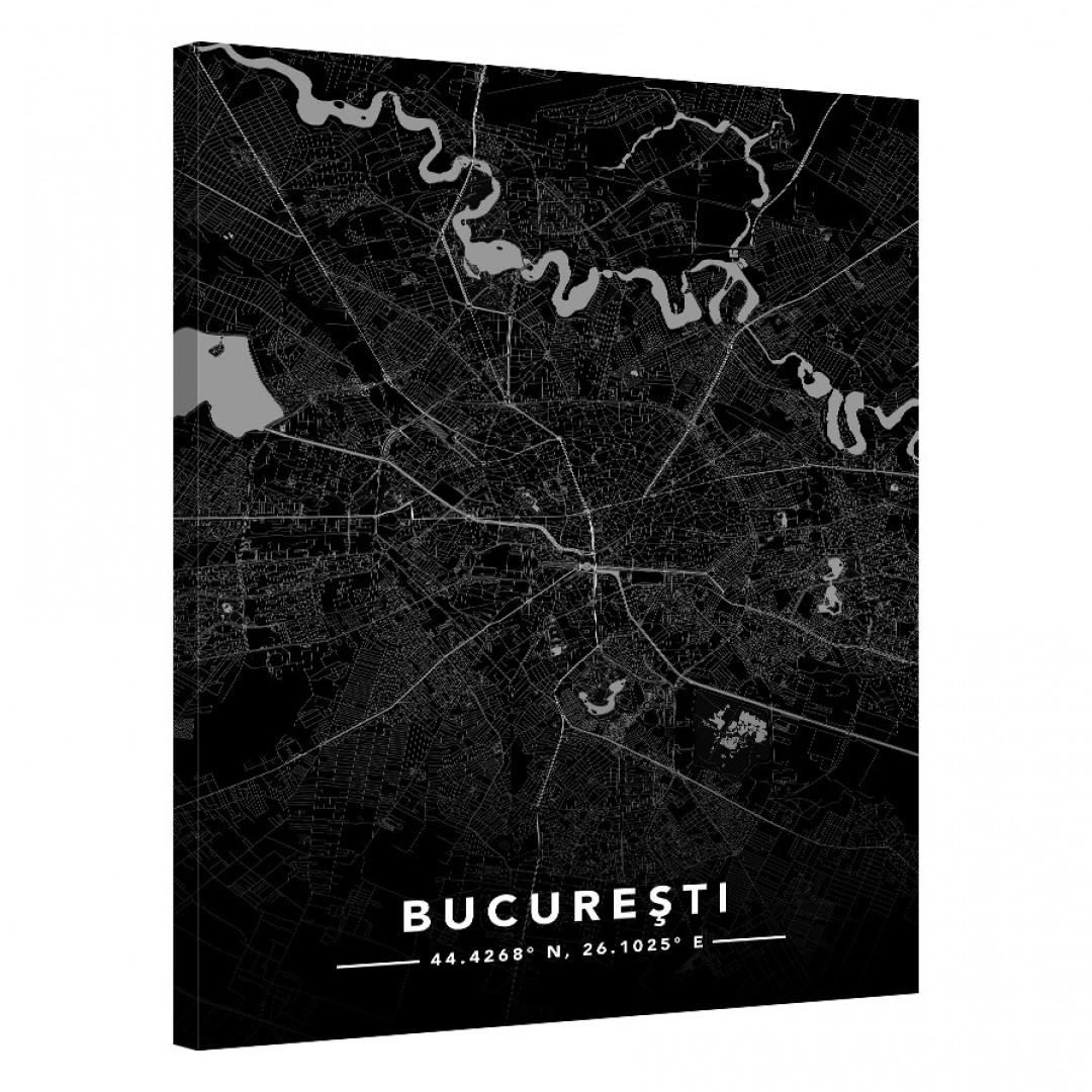 Bucureşti · Street Map_MAP201_0
