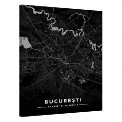 Bucureşti · Street Map