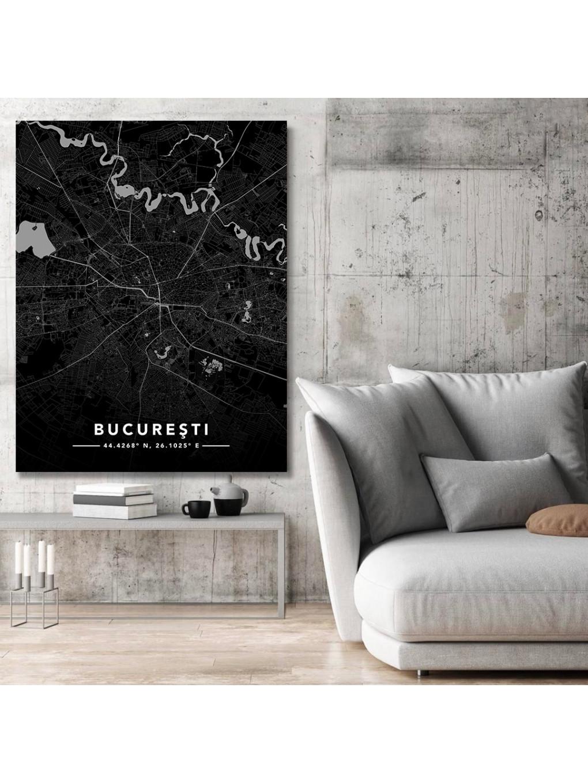 Bucureşti · Street Map_MAP201_6