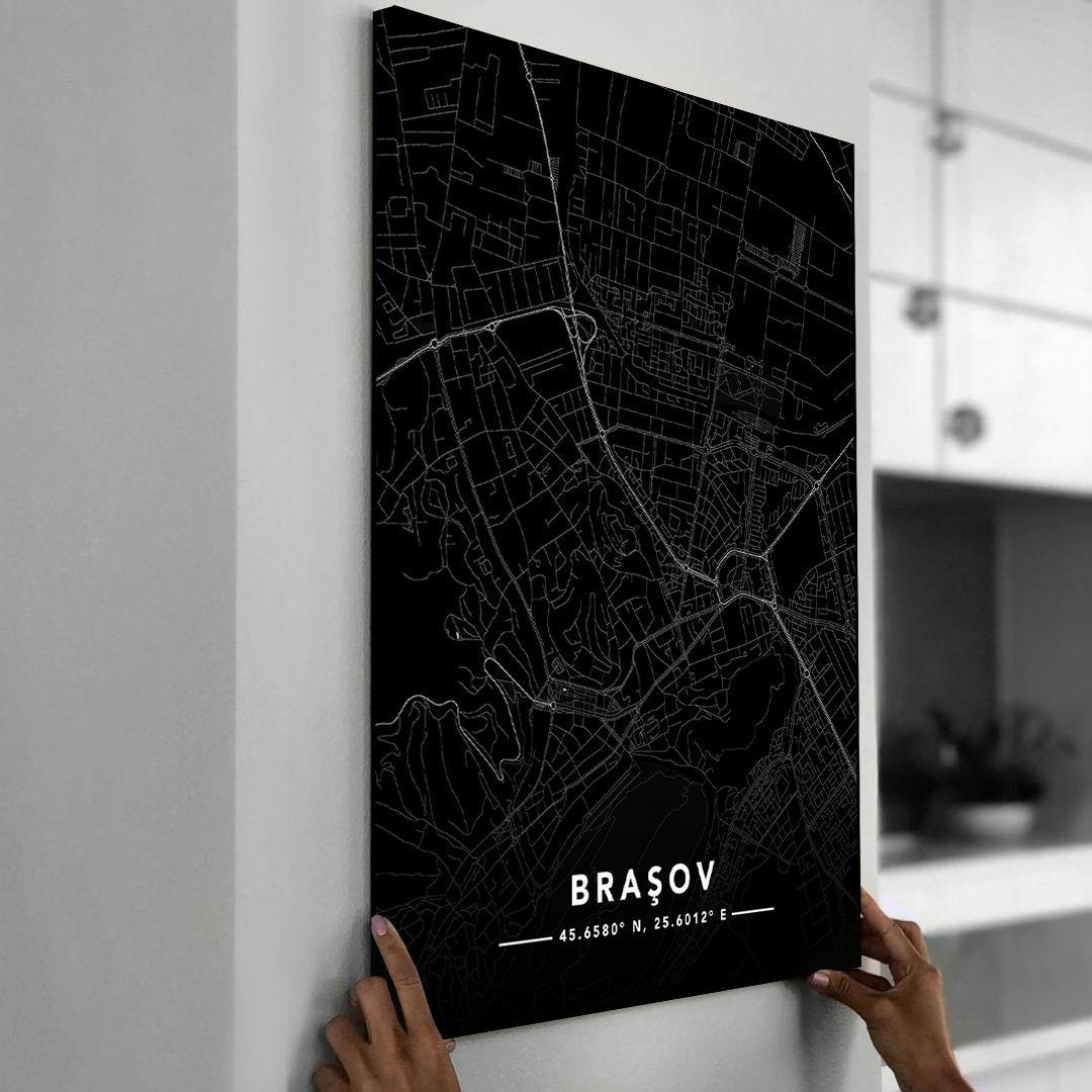 Braşov · Street Map_MAP202_5