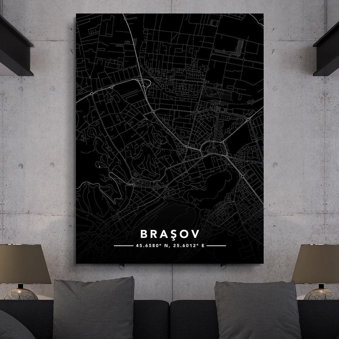 Braşov · Street Map_MAP202_4