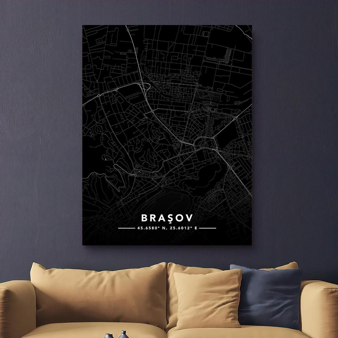 Braşov · Street Map_MAP202_8