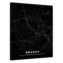 Braşov · Street Map