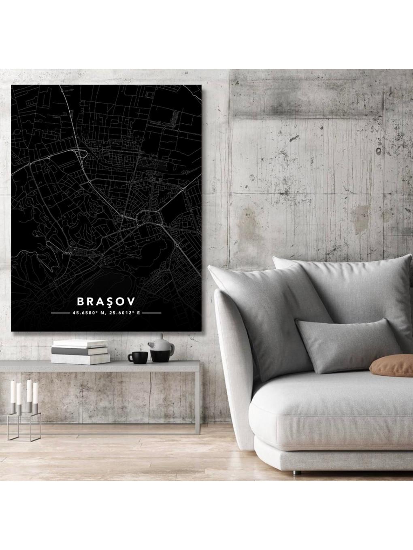 Braşov · Street Map_MAP202_2