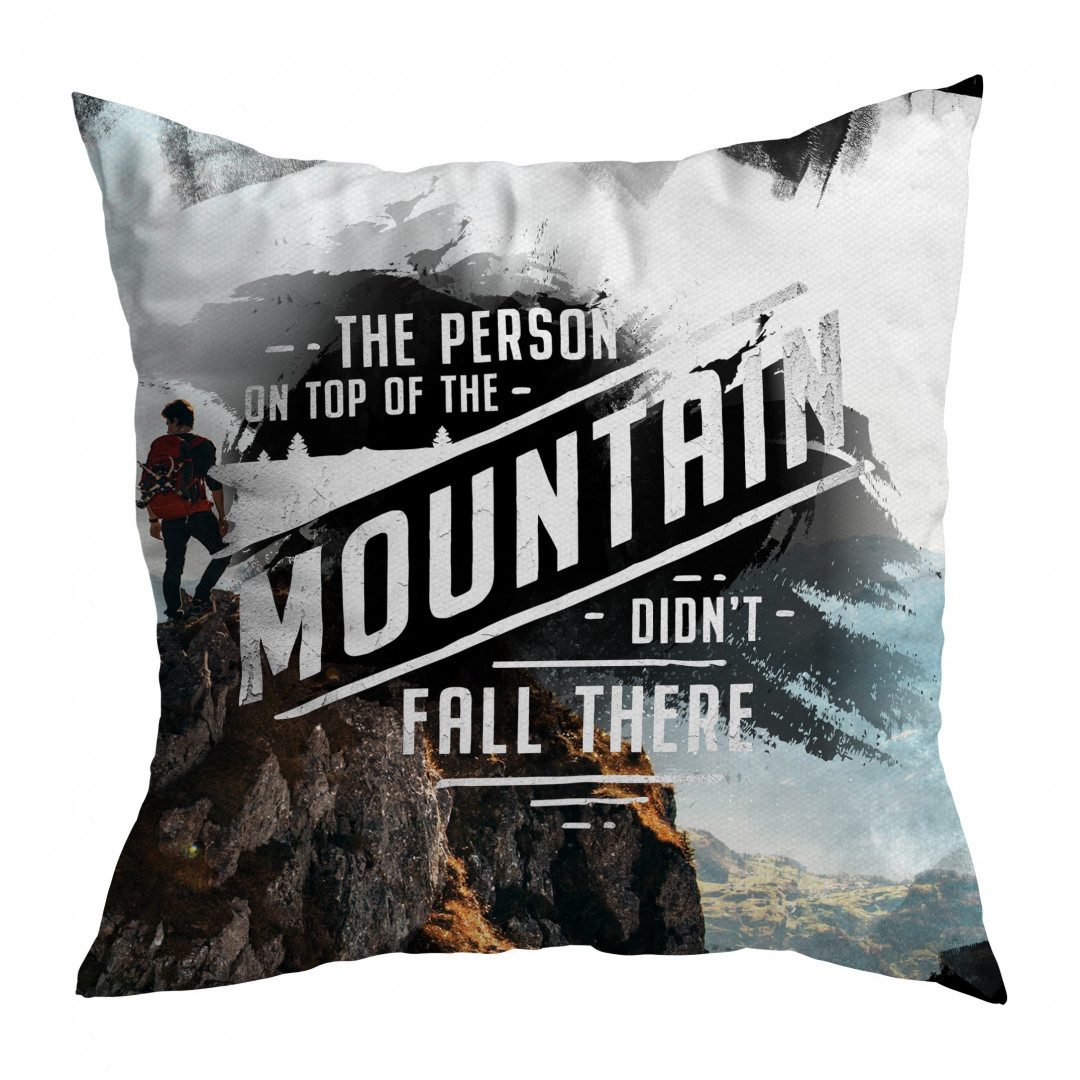 The person on top of the mountain didn't fall there_MNT248_0