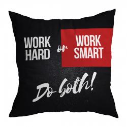 Work Hard or Work Smart