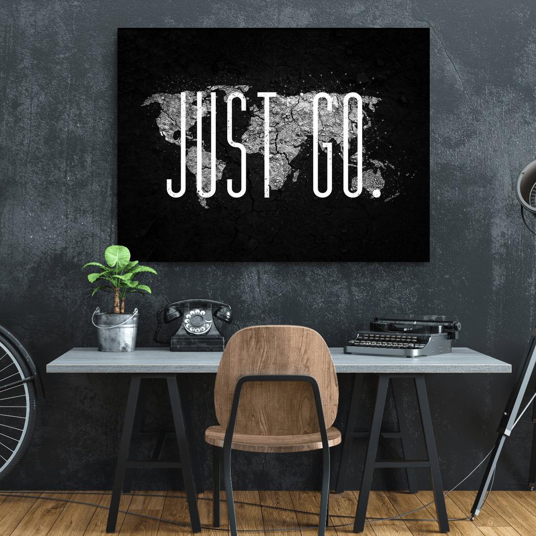 Just Go. · Silver Edition_JGO294_1