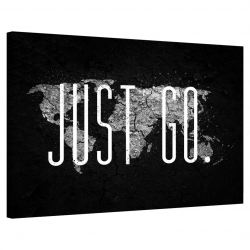 Just Go. · Silver Edition