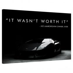 Lamborghini Owner