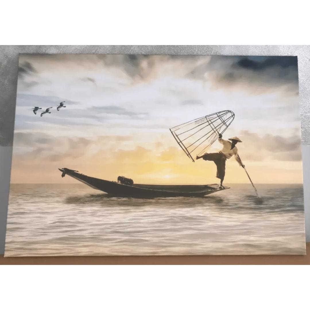Tablou Personalizat cu o poză · Landscape_CUST335_3
