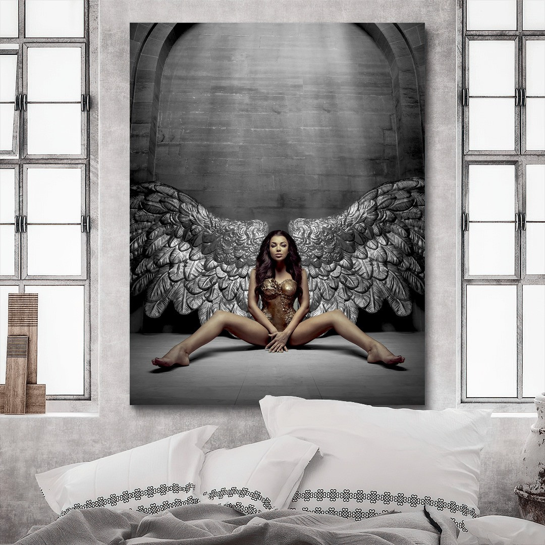 Fallen Angel · Silver Edition_FLLNGL349_3