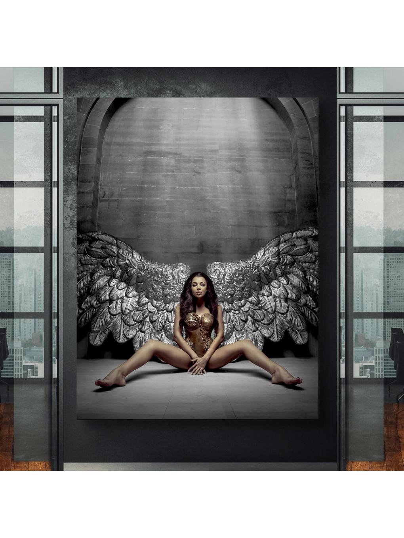Fallen Angel · Silver Edition_FLLNGL349_1