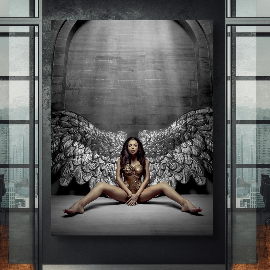 Fallen Angel · Silver Edition_FLLNGL349_1