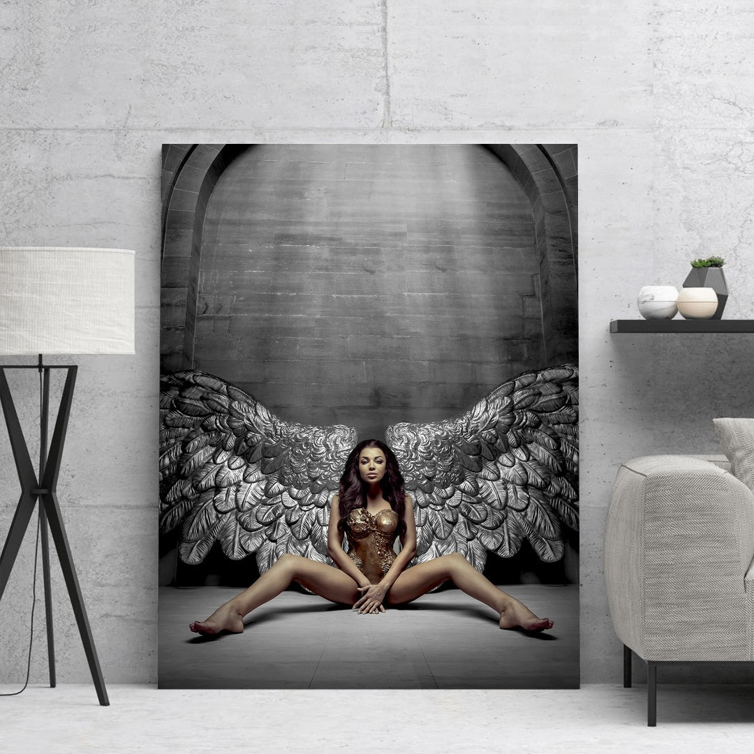 Fallen Angel · Silver Edition_FLLNGL349_4