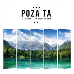Tablou Personalizat Multicanvas · 5 Piese Full