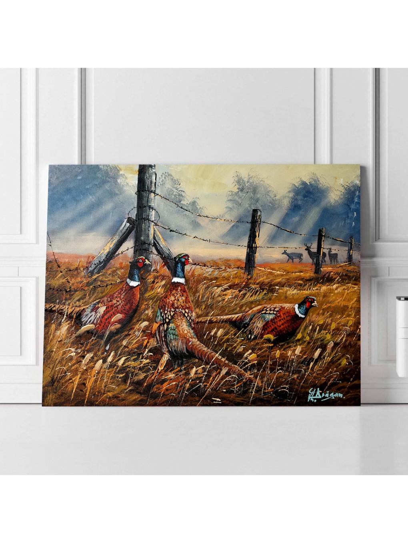 Meadow Mist Pheasants_MMP821_2