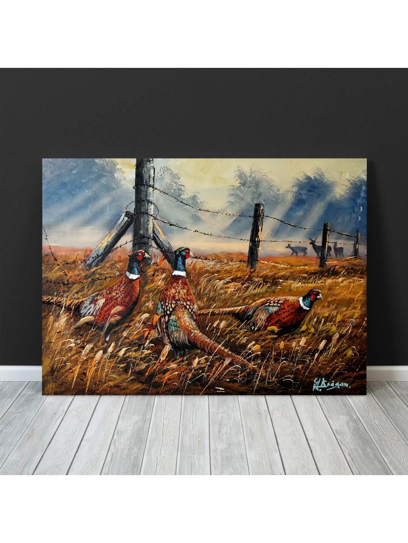 Meadow Mist Pheasants_MMP821_3