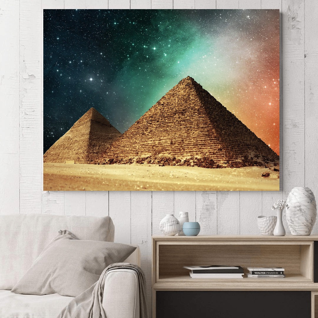 The Great Pyramid of Giza_THGRTPRM381_2