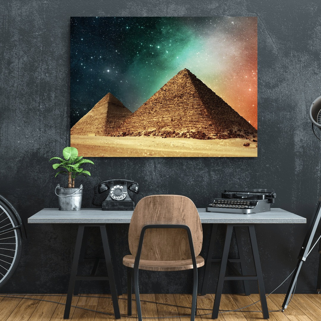 The Great Pyramid of Giza_THGRTPRM381_4