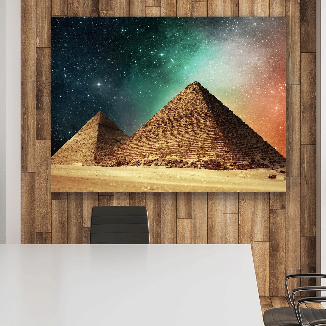 The Great Pyramid of Giza_THGRTPRM381_5