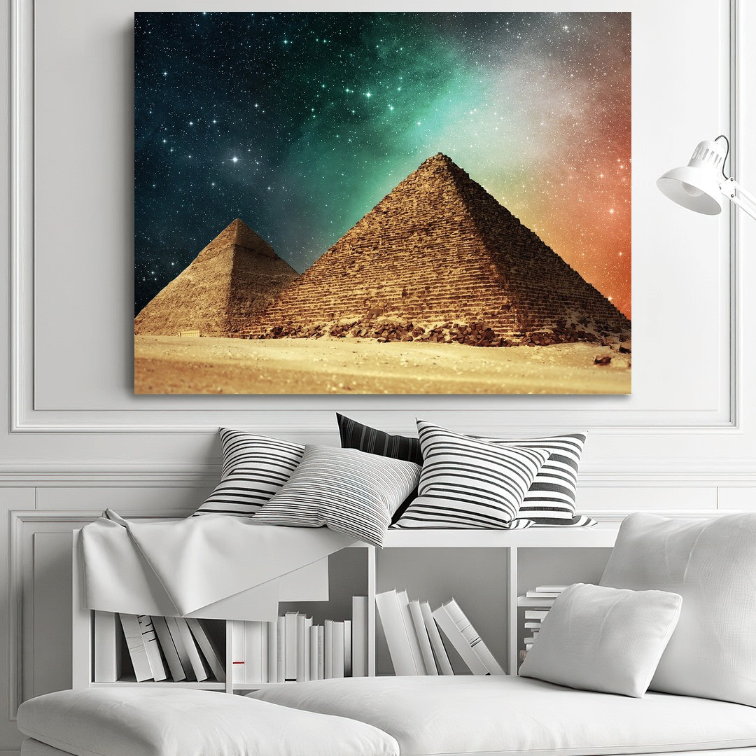 The Great Pyramid of Giza_THGRTPRM381_1