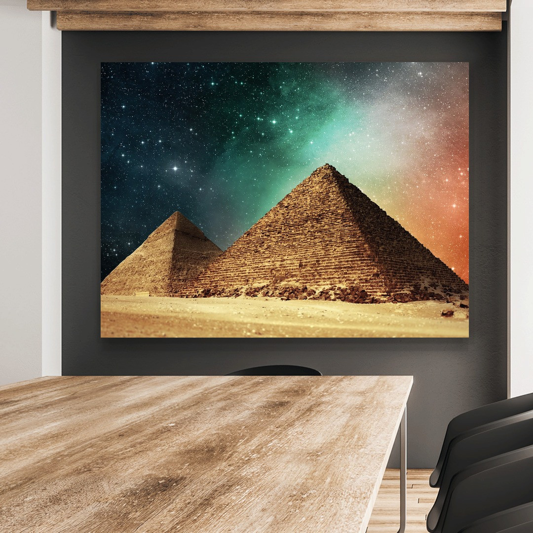The Great Pyramid of Giza_THGRTPRM381_6