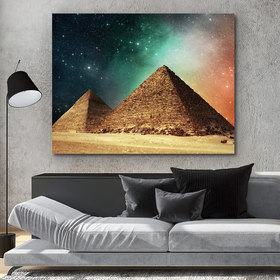 The Great Pyramid of Giza_THGRTPRM381_3