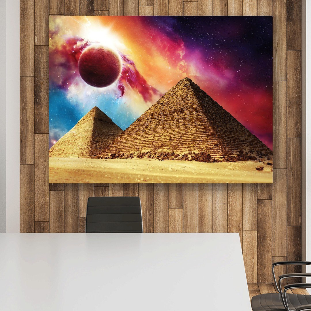 The Great Pyramid of Giza · Solar Flare_THGRTPRM382_4
