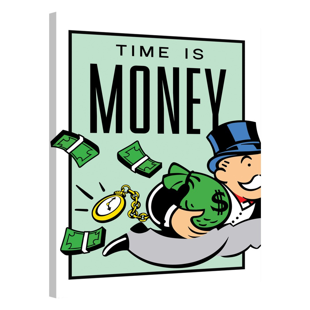 Time is Money · Monopoly Edition_TIMM405_0