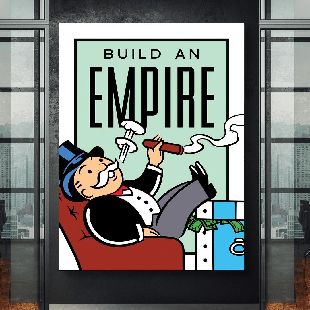 Build An Empire · Monopoly Edition_BAEM406_1